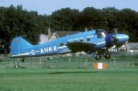 Photo: Private, Avro Anson 652, G-AHKX