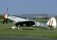Photo: Royal Air Force, Supermarine Spitfire, VN485