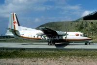 Photo: Air Niugini, Fokker F27 Friendship, P2-ANM