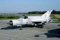 Photo: Serbia and Montenegro - Air Force, MiG MiG-21, 17229