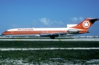 Photo: Air Canada, Boeing 727-200, C-GAAR