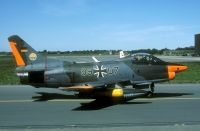 Photo: Luftwaffe, Fiat G-91, 99+07