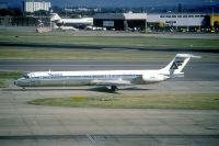 Photo: Aviaco, McDonnell Douglas MD-80, EC-FND