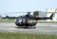 Photo: Germany - Army, Messerschmitt-Bölkow-Blohm (MBB) Bo-105, 8011