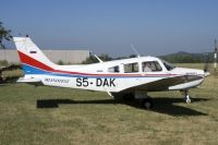 Photo: Private, Piper PA-28 Warrior, S5-DAK