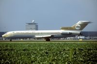 Photo: Libyan Arab Airlines, Boeing 727-200, 5A-DIK