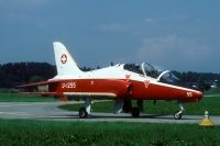 Photo: Swiss Air Force, British Aerospace Hawk, U-1255
