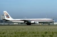Photo: Trans Arabia Airlines, Boeing 707-300, ST-AMF