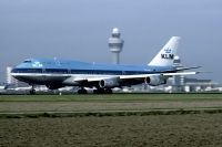 Photo: KLM - Royal Dutch Airlines, Boeing 747-200, PH-BUK