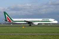Photo: Alitalia, Airbus A321, I-BIXL
