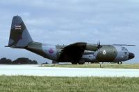 Photo: Royal Air Force, Lockheed C-130 Hercules, XV293