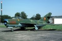 Photo: East German Air Force, MiG MiG-17, 091
