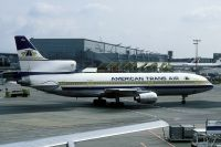 Photo: American Trans Air / ATA Airlines, Lockheed L-1011 TriStar, N196AT