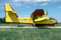 Photo: Croatian Air Force, Canadair CL-415, 866