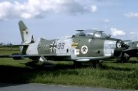 Photo: Luftwaffe, Fiat G-91, 35+99