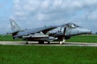Photo: Royal Air Force, Hawker Siddeley Harrier, ZG505