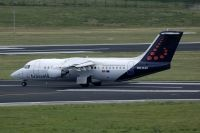 Photo: Brussels Airlines, Avro RJ-85 Avroliner, OO-DJO
