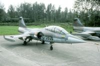Photo: Royal Netherlands Air Force, Lockheed F-104 Starfighter, D-5806