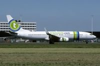 Photo: Transavia, Boeing 737-800, PH-HZL