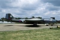 Photo: Royal Air Force, English Electric Canberra, WJ874