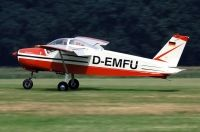Photo: Privately owned, Bolkow BO208 Junior, D-EMFU