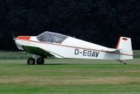 Photo: Privately owned, Wassmer Jodel D.120, D-EGAV
