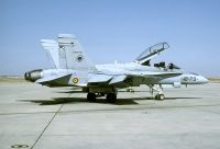 Photo: Spanish Air Force, McDonnell Douglas F-18 Hornet, CE15-10