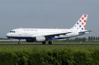 Photo: Croatia Airlines, Airbus A319, 9A-CTG