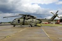 Photo: Royal Air Force, EH Industries EH-101 Merlin, ZJ124