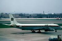 Photo: Zambia Airways, Douglas DC-8-40, 9J-ABR