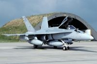 Photo: Canadian Forces, McDonnell Douglas F-18 Hornet, 188771