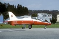 Photo: Swiss Air Force, British Aerospace Hawk, U-1256