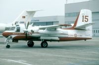 Photo: Securite Civile, Grumman S-2A Tracker, F-ZBET