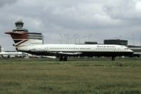 Photo: British Airways, Hawker Siddeley HS121 Trident, G-AXZC