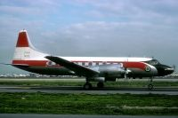 Photo: Federal Aviation Admin (FAA), Convair CV-580, N105