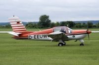 Photo: Private, SOCATA MS893 Rallye, D-EEUW