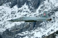Photo: Swiss Air Force, Northrop F-5 Freendom Fighter/Tiger II, J-3063