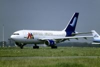 Photo: Armenian Airlines, Airbus A310, F-OGYW