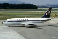 Photo: Olympic Airways/Airlines, Boeing 737-200, SX-BCL