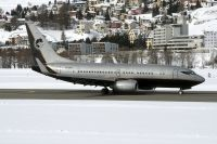 Photo: Private, Boeing 737-700, VP-BRT
