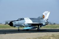 Photo: Romanian Air Force, MiG MiG-21, 6305