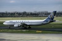 Photo: Olympic Airways/Airlines, Airbus A300, SX-BEL