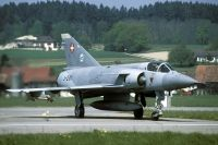 Photo: Swiss Air Force, Dassault Mirage III, J-2311