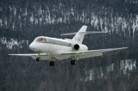 Photo: NetJets, Beech Hawker 750, CS-DUG