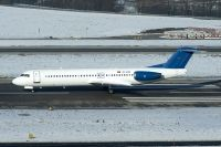Photo: Montenegro Airlines, Fokker F100, 4O-AOM
