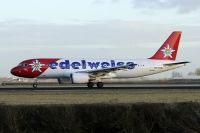 Photo: Edelweiss Air, Airbus A320, HB-IHX