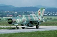 Photo: Bulgarian Air Force, MiG MiG-21, 362