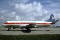 Photo: British Air Services, Vickers Viscount 800, G-AOYO