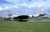 Photo: Royal Air Force, English Electric Canberra, XH169