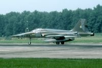 Photo: Royal Netherlands Air Force, Northrop F-5 Freendom Fighter/Tiger II, K-3003